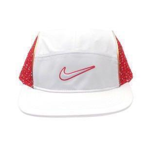 Supreme  Nike Air Tailwind IV Bouclé Running Hat limited crossover Iridescent and Shiny silver
