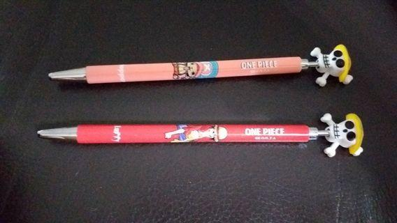 🚚 One Piece mechanical pencil #MRTPunggol #MRTSengkang #MRTHougang #MRTSerangoon #MRTBedok #MRTTampines