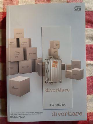 Novel by Ika Natassa