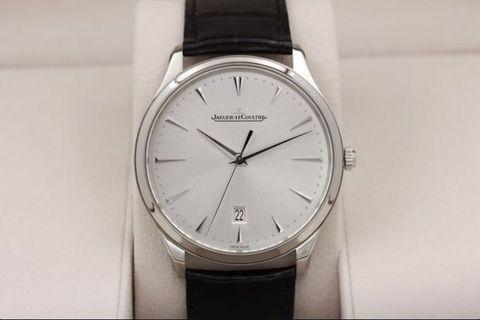 🚚 Jaeger Lecoultre Master Ultra Thin Date 40mm [Discontinued]