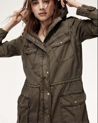 Talula Trooper Jacket #listaritzia
