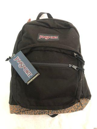 JanSport Right Pack Expessions Backpack Leopard Boot