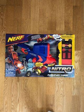 Nerf Nitro nerf gun