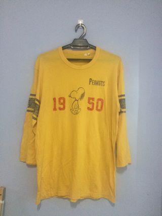 Peanuts Snoopy 1950 tshirt