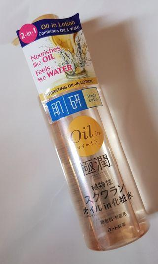Hada Labo Hydrating Oil-in Lotion