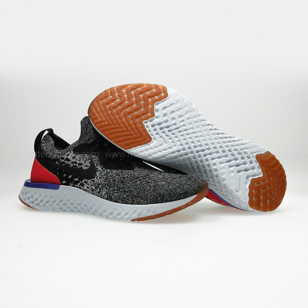 the latest 98477 8eed7 100% Authentic Hot Buy Best Price Nike Epic React Flyknit Sneaker Shoe