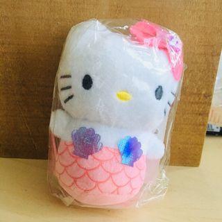 Hello Kitty 公仔 美人魚造型