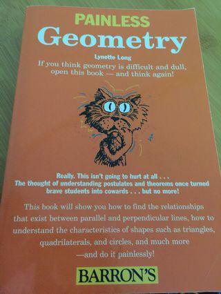 Geometry, math painless and fun study