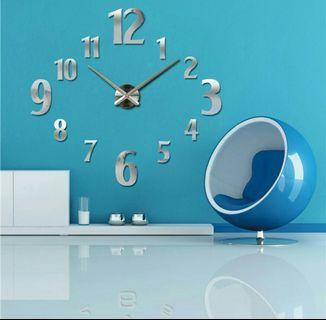 🌟PM for price🌟 🍀Numeric Circular Big Acrylic Wall Clock🍀