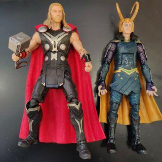 Marvel Legends Thor and Loki Action Figure