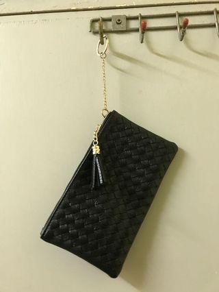 New Classy Wallet Clutch With Gold Details