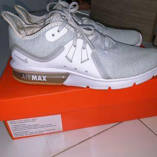 Nike Airmax Sequent 3 Grey White