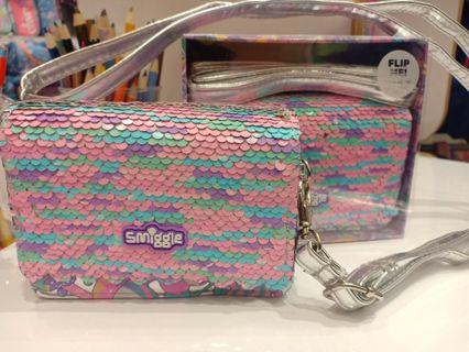 Smiggle Purse Strap Leila Flashy !!!