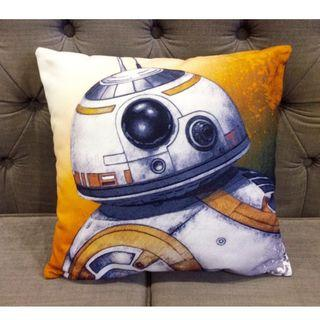 Authentic! STAR WARS BB-8 Square Cushion