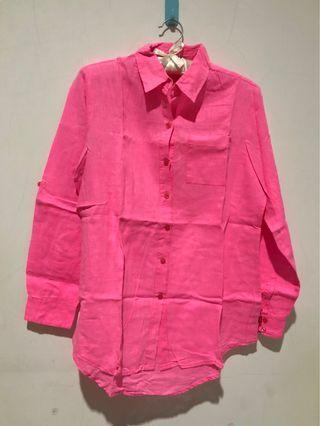 Kemeja Pink COOL TEEN