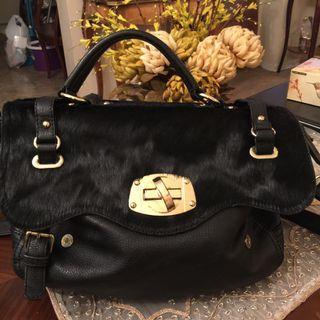 Italian leather very good condition