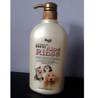 Dog/Cat Forbis Shampoo (Aloe Rinse)