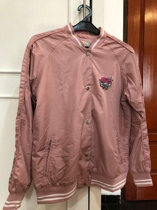 Jaket Nevada pink peach