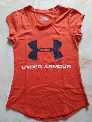 Under Armour Logo Shirt