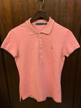 Ralph Lauren Polo Shirt pink