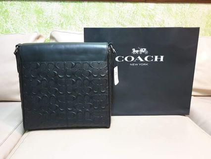 Brand New Coach Men's Sling bag