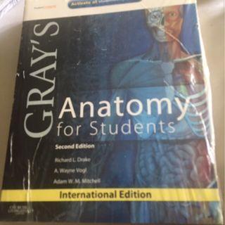 Grey's Anatomy 2nd edition