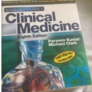 Kumar and Clark 8th edition