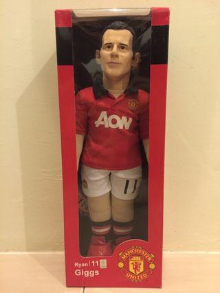 Ryan Giggs Vintage Collectible