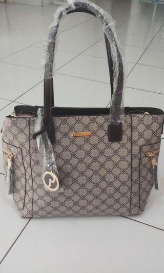 Palomino Handbag GJN1014 - Coffee