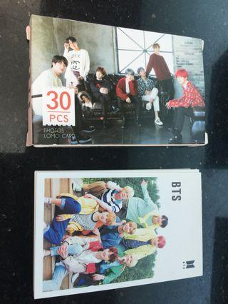 🚚 BTS Photocards