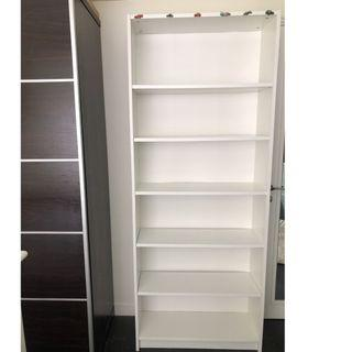 只售130 —狀態完好 IKEA  六層 書櫃