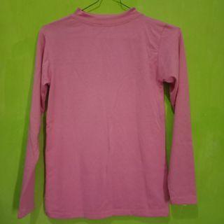 Manset Kaos warna pink