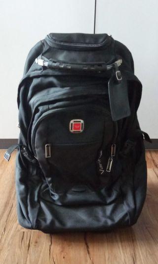 🚚 Vantage laptop luggage backpack
