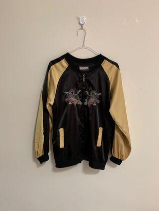 Dragon Souvenir Bomber Jacket