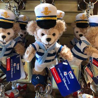 Duffy 航海掛件