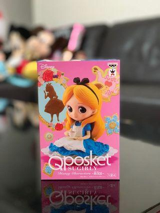 🚚 QPosket SUGIRLY Disney Characters - Alice - Version A