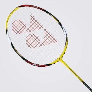 Yonex Badminton Z Slash racket