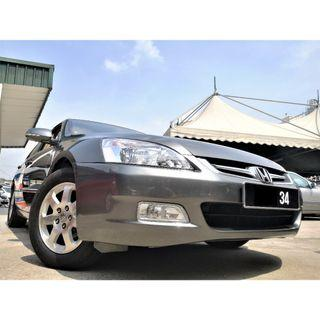 2006 Honda ACCORD 2.4 VTi-L FACELIFT (A) 1 OWNER TIPTOP CONDITION