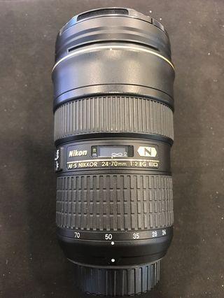 Nikon 24-70mm F2.8 G AFS