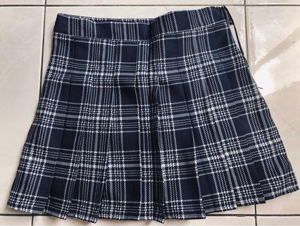 Korean High Waist Skirt