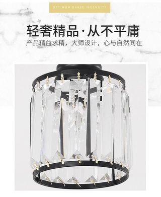 時尚水晶燈飾 - 大廳、飯廳均可