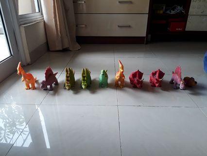 Boneka Dino