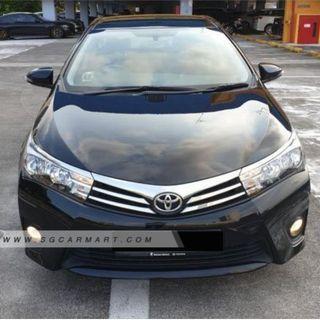Toyota Corolla Altis 1.6 Classic Auto