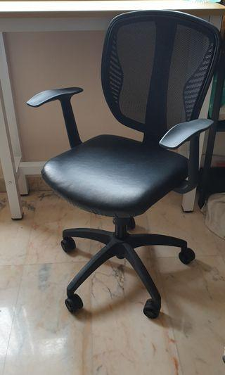 Preloved Office Chair with Cover FOC