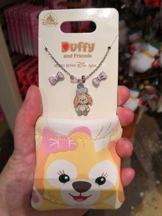 包郵 迪士尼Cookie飾物(頸鍊+耳環)