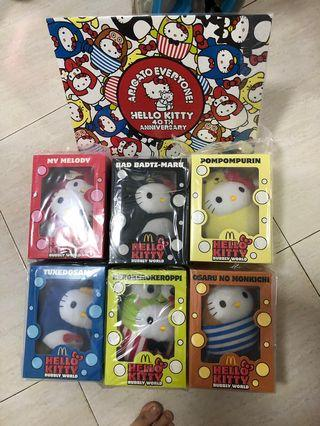 Hello Kitty 40th anniversary collection