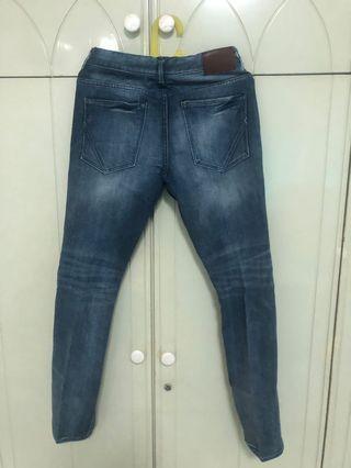 Celana skinny jeans H&M size 31