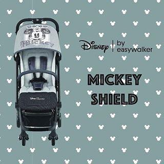 Easywalker XS Mickey Grey Limited Edition