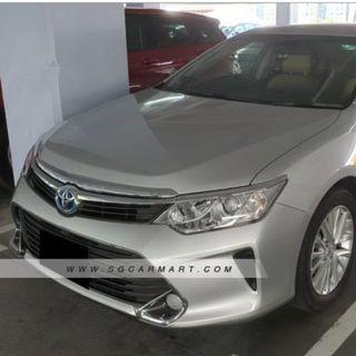 Toyota Camry 2.4 Hybrid Auto