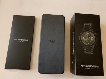 Emporio Armani Connected Smart Watch For Sell